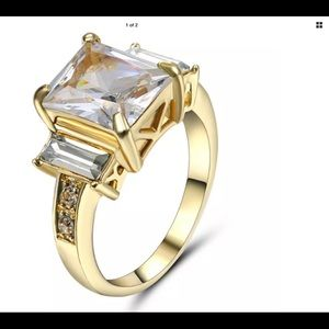 Fashion gold ring NEW